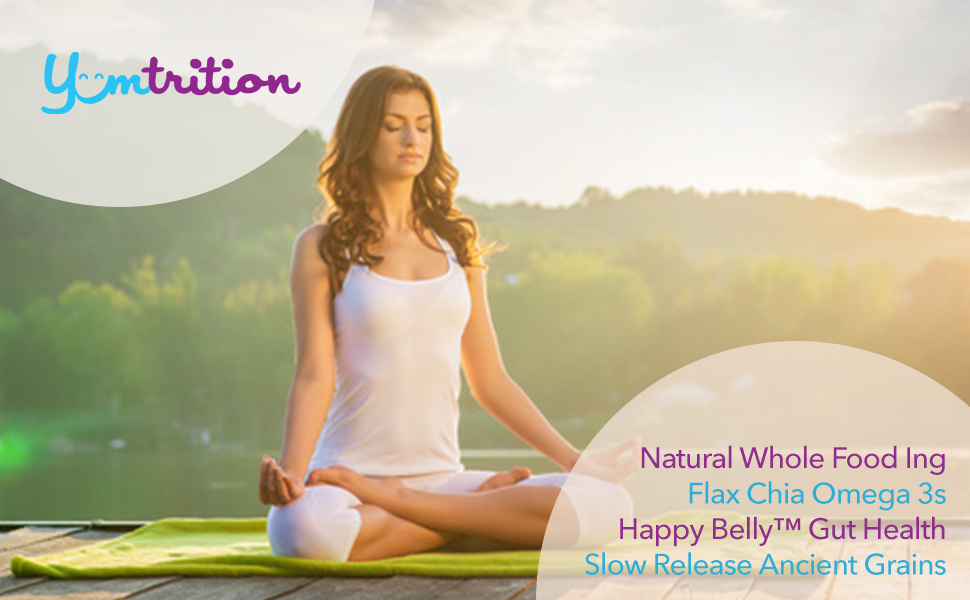YUMtrition NutraBlendz Yoga Image