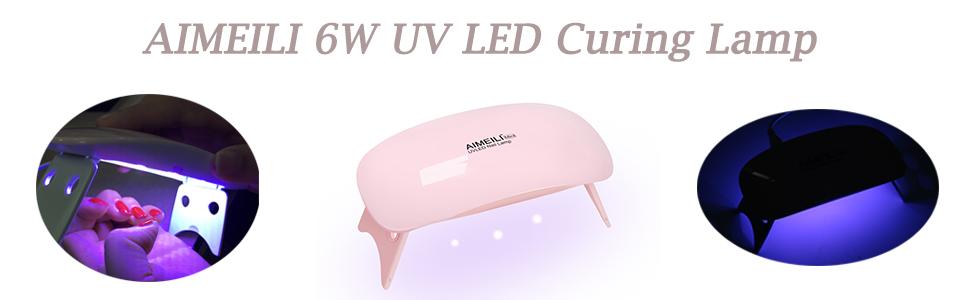 gel nail LED lamp