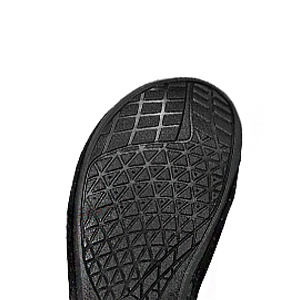 water sock with rubber sole