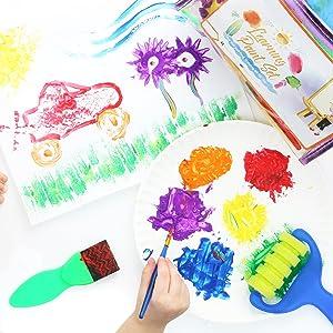 Amazon Com Ielek Kids Art Craft Painting Drawing Tools Mini