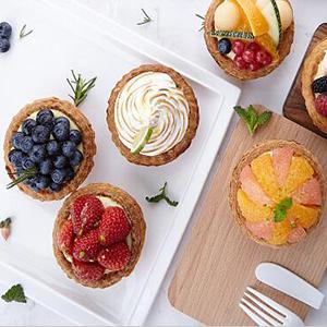 ZWOOS Moldes para magdalenas helado y pud/ín tartas Moldes de Silicona Antiadherentes y Reutilizables para magdalenas 30 Unidades Moldes de horneado