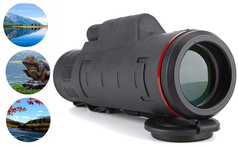 Amazon camtoa focus monocular scope portable hd