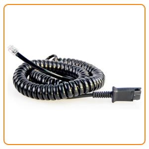 RJ9 Office Headset Cord