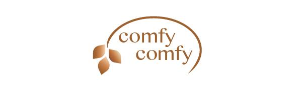ComfyComfy Logo Buckwheat pillow