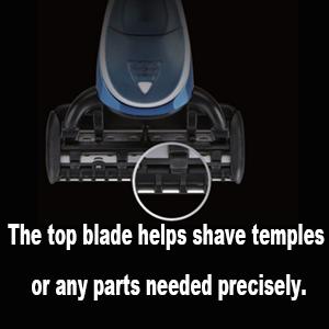 top blade
