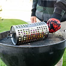 Rolling Grill