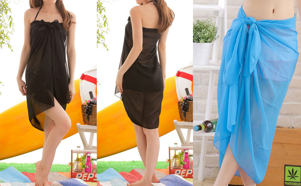 22aa15d0412f8 It can be used as a swimsuits cover up, wrap shawl, beach dress, skirt,  beach blanket etc.