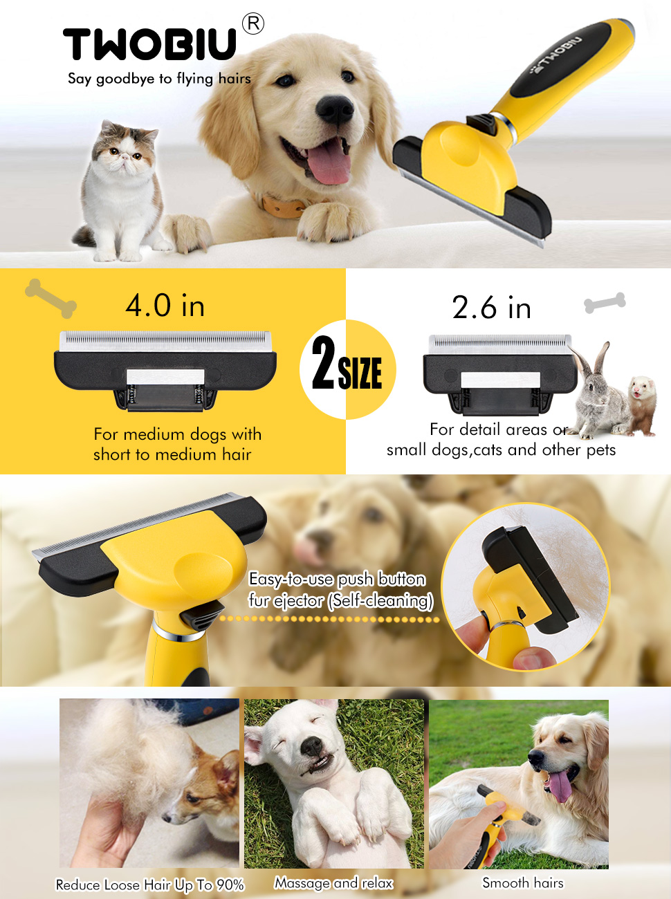 cats cat tool products shedding product dog brush hair dogs grooming large for pet comb sheds