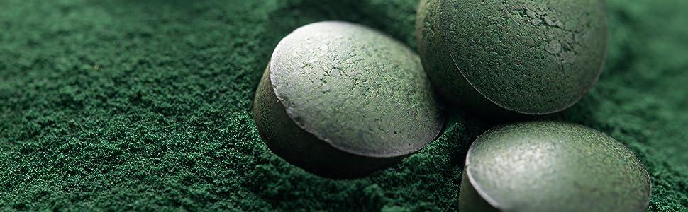 pyrenoidosa digest spring mountain gamma linolenic quality drinking arthrospira platensis microalgae