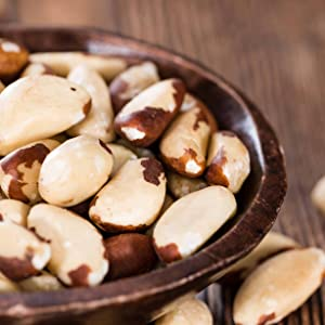 brazil nut whole raw natural