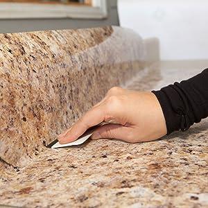Instant Granite Venetian Gold Santa Cecilia Counter Top