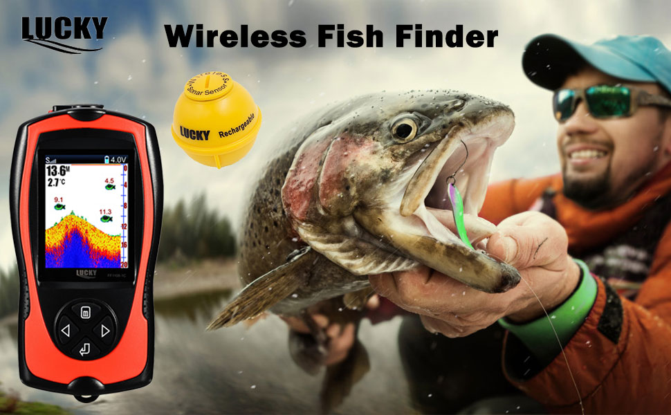 wireless fish finder
