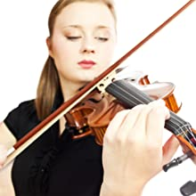Bunnel Premier Violin Clearance Outfit 4/4 Full Size - Carrying