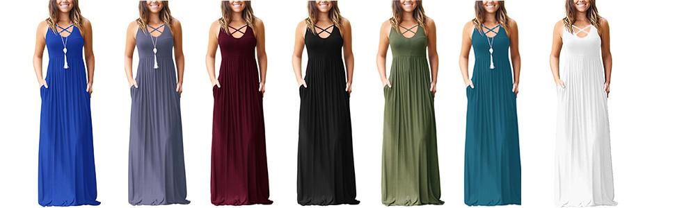 NEW LADIES CROSS OVER HALTER NECK MAXI DRESS FULL LENGTH 10 1214 ORANGE OR GREEN