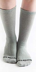 doc ortho ultra soft grey