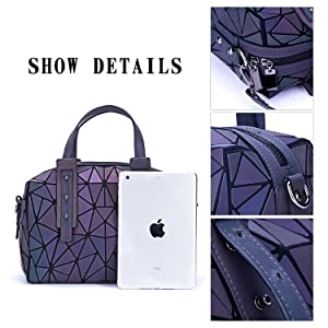 ladies holo daily work bag