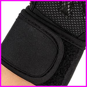 SZTOPFOCUS Ventilated Weight Lifting Gloves for Women Men Workout Gym Fitness Equipment Extra Grip