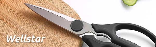 kitchen scissors sharp shears