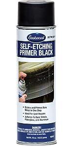 self etch black primer aerosol spray eastwood