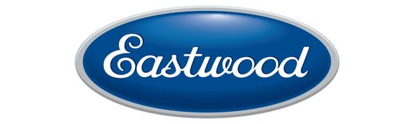 eastwood logo blue white company do the job right