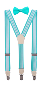 Suspender & Bow Tie
