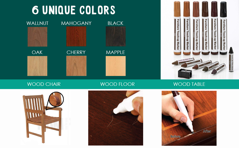 Colors of wood furniture Shades Wood Read More Blogleadersecretsinfo Amazoncom Furniture Repair Kit Wood Markers Set Of 13 Markers