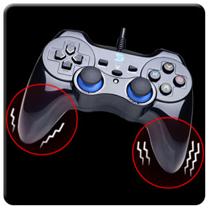 ZD-V+ Wired Gaming Controller for PC Windows(XP/7/8/10), Android and PS3