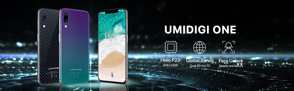 Amazon com: UMIDIGI Mobile One 5 9