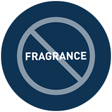 Fragrance-Free  To avoid fragrance irritation.