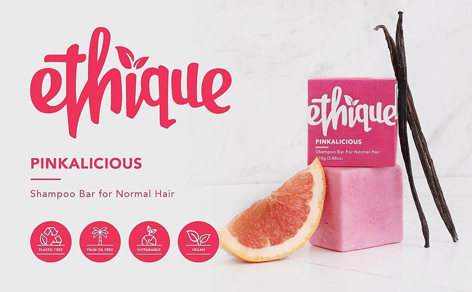 plastic free shampoo, normal hair, waste free shampoo, beauty bar, shampoo bar, compostable