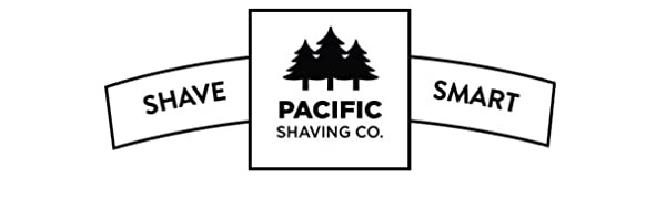 Pacific Shaving Company Natural Shaving Crea