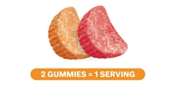 Airborne Kids Assorted Fruit Flavored Gummies