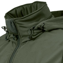 Concealed Removable Hood