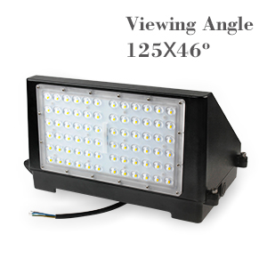 BS-WL-120W SPS120H16-WP2B 72CW LED Wall Pack Light