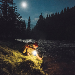 Camping Lantern Lighting Application For Outdoor Adventures