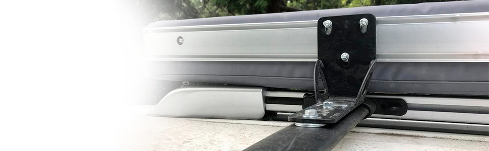 Amazon.com: ARB OS850 Universal Awning Bracket 50mm with ...
