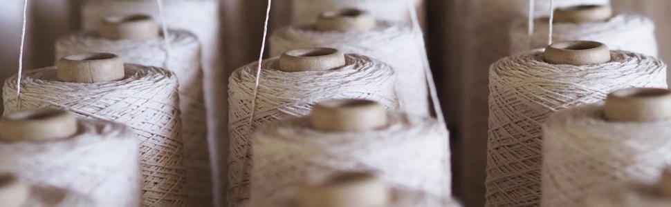warp thread paper farm
