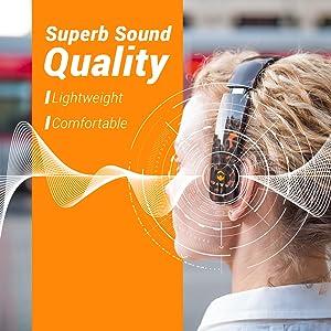 Amazon.com: Paww SilkSound Headphones - Stylish Foldable
