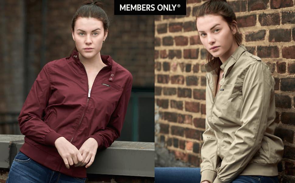 women iconic jacket