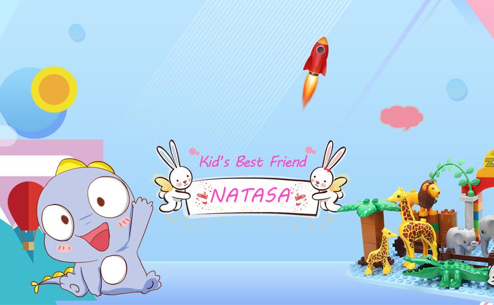 Kid's Best Friend, Natasa!