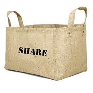 SHARE Jute Basket