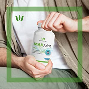 Next Wave Labs Max Joint, Glucosamine, Chondroitin, Calcium, Joint Health, Joint Support Supplement