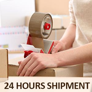24 Hours Shipment