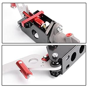 Hydraulic Drift Handbrake