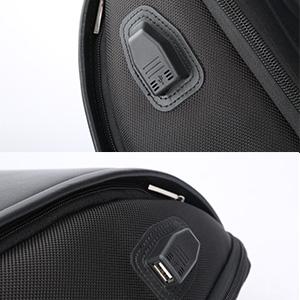 USB charging backpack
