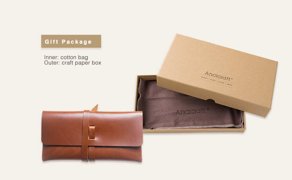 with gift package
