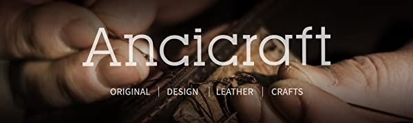 ancicraft handmade leather crafts