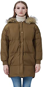 Woemns Coats