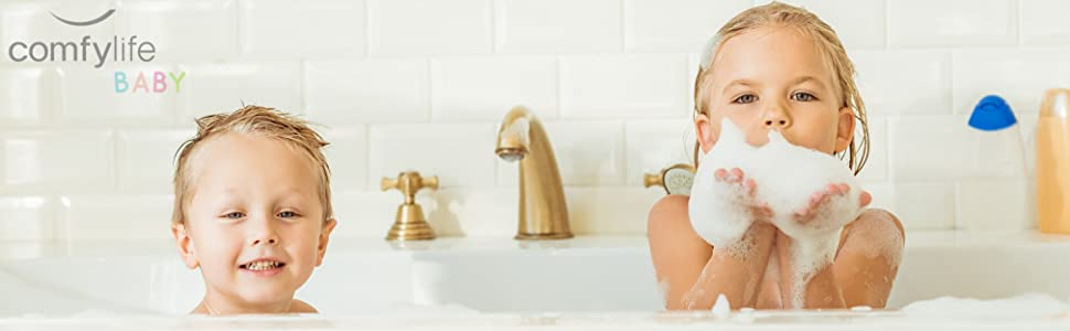 comfylife bath toy holder toy organizer baby bathtub toy organizer tub toy holder bathroom storage