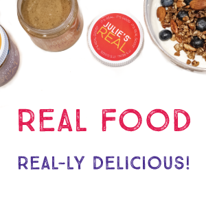 real food whole food natural ingredients non-GMO paleo friendly granola nut butter almond cashew